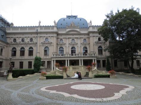Poznanski's palace