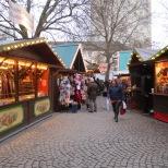 Rotkreuzplatz Christmas market