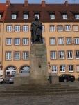 Statue of Albrecht Dürer