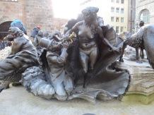 A strange fountain