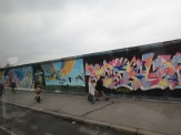 East Side Gallery murals