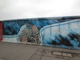 An East Side Gallery mural