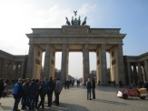 The famous Brandenburg Gate. There are pictures of me in front of it, too, but they're on friends' cameras---I'll add them if/when I get them!