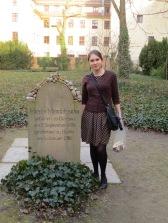 A reconstruction of Moses Mendelssohn's gravestone
