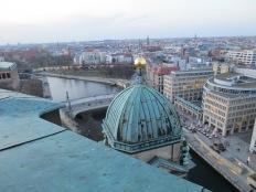The rooftops of Berlin