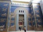 The Ishtar Gate in the Pergamon Museum