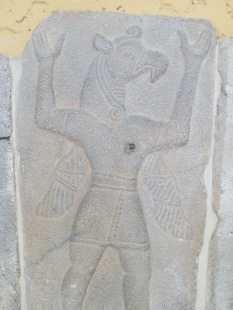 """This Syrian relief figure says, """"meh"""""""