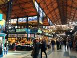 The (huge) Budapest main market hall