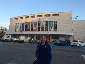 The Erkel Theater, where we saw Don Giovanni on our first night in Budapest