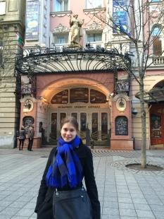 The operetta theater