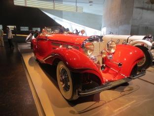Mercedes-Benz 500K (1930s)
