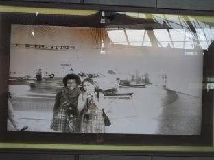 Jamesa and Ilana, the last frame of history
