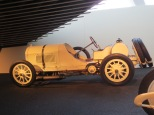 A 1900s racecar. It would take a brave soul to race in one of these, I think!