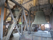 Bells in the tower