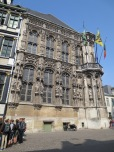 Town Hall (neo-Gothic facade)