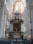 Inside St. Nicholas' Church