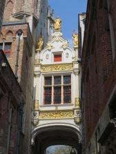 Passageway to the Burg