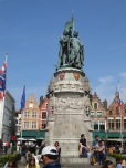 Statue on the main square