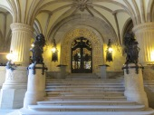 Inside the Rathaus