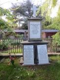 The grave of Kierkegaard