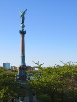 Monument in the Kastellet