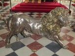 Silver lion #1