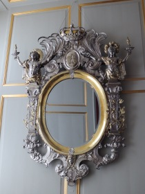 Over-the-top silver mirror
