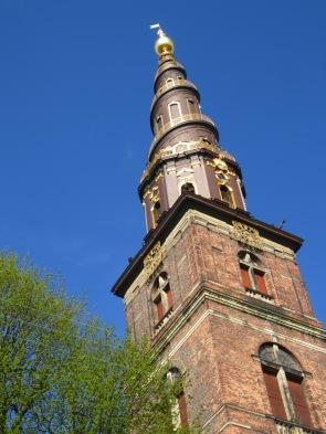 Church of Our Savior spire