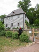 Goethe's summer house