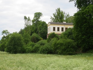 The Roman House in Park an der Ilm, which Goethe helped design