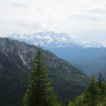 Views of other mountains