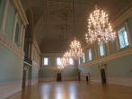 The Assembly Rooms: the ballroom