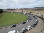 The Royal Crescent, seen from Number One