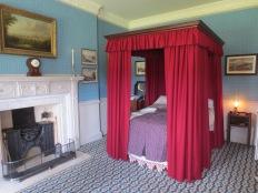 A gentleman's bedroom