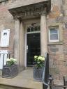 Sir Arthur Conan Doyle's front door