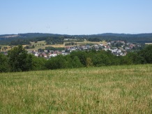 Views of the Lahn valley