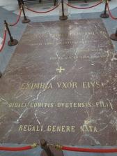 The tomb of El Cid
