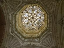 A very geometrical dome