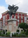 Statue of El Cid